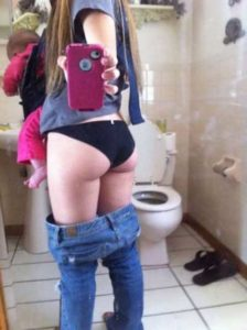 selfie-sexy